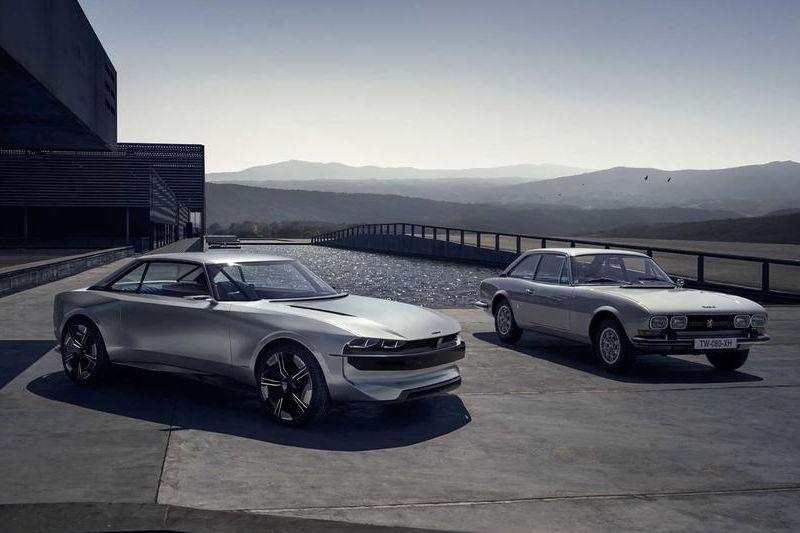 Peugeot E Legend Toekomst En Verleden Komen Samen E Drivers Com