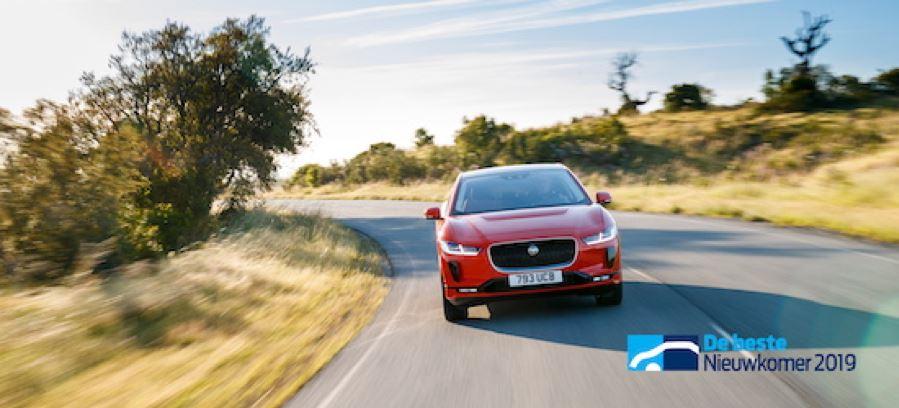Jaguar I-PACE: 'Beste nieuwkomer' bij Zakenauto van het Jaar-verkiezing