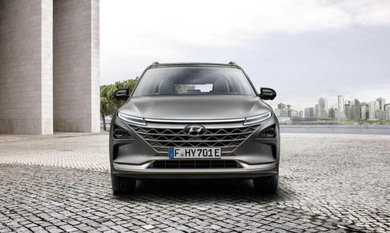Hyundai Nexo voorkant