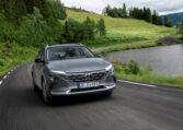 Hyundai Nexo op de weg