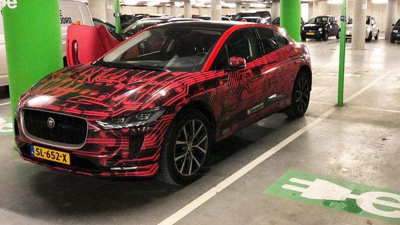 Duurtest Jaguar I Pace Update 2 Storm In Een I Pace E Drivers Com Platform Voor Elektrisch Rijden