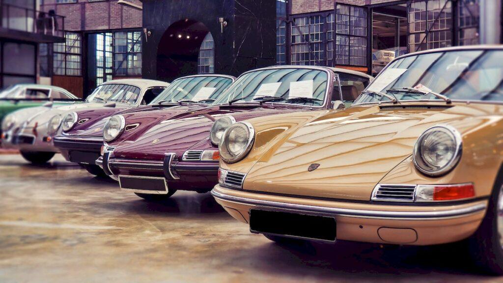 Porsche 911 elektrisch