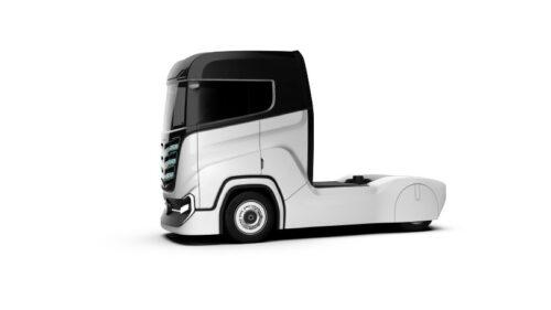 Nikola Tre elektrische vrachtauto