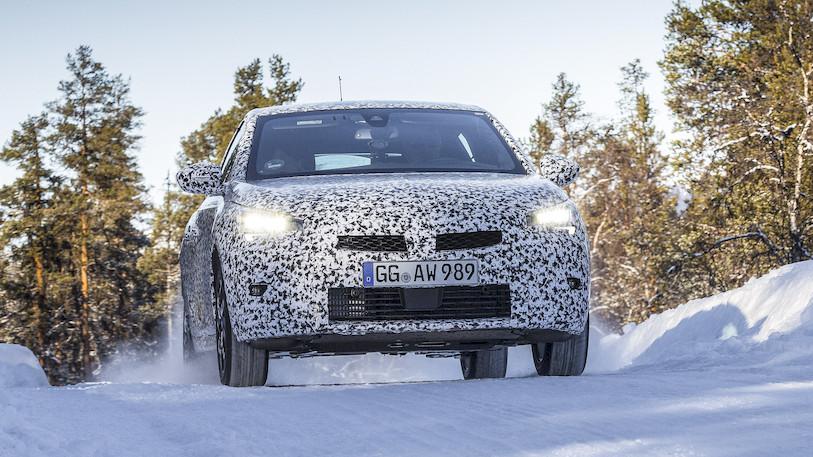 Opel e-Corsa model 2020