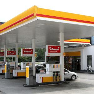 Shell-stations Duitsland oplaadpunten snellader