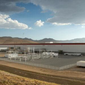 Tesla's Gigafactory 1