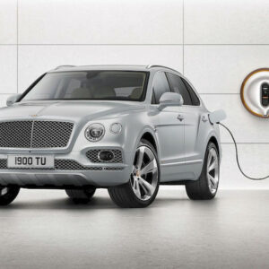 Bentley Bentgaya Hybrid