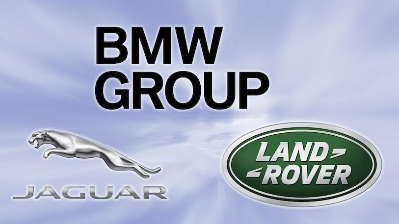 BMW Jaguar landrover samenwerken