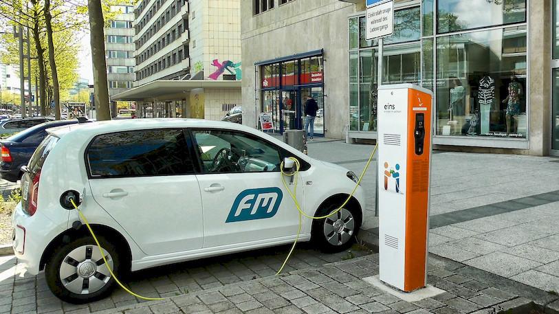 Duitsland laadinfrastructuur EV's