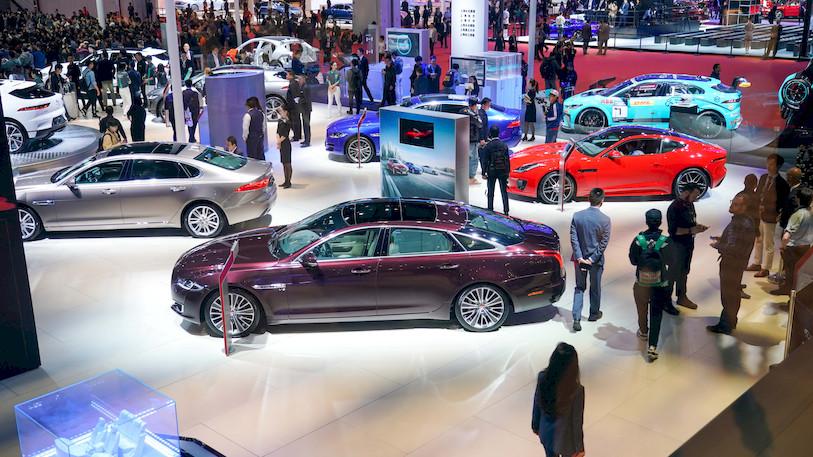 Jaguar Land Rover bouwt modulair platform