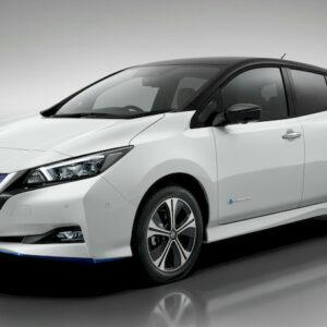 Nissan Leaf Acenta met 40 kWh accupakket