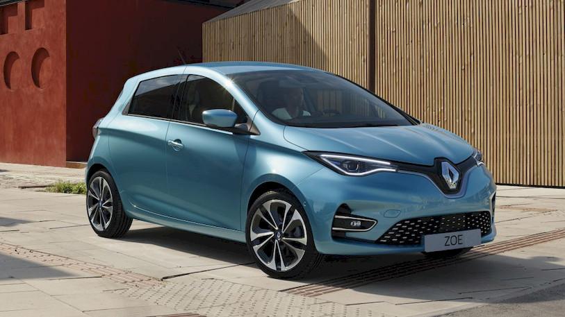 Renault ZOE derde generatie
