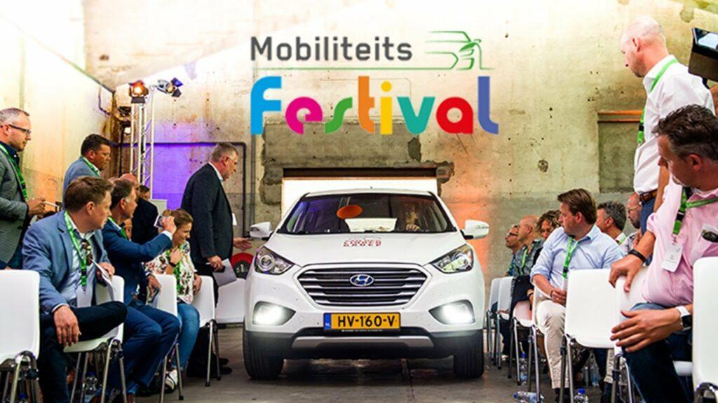 Mobiliteitsfestival in Apeldoorn