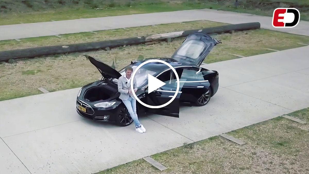 Een Tweedehands Tesla Kopen Wij Testen Een Gebruikte Tesla Model S E Drivers Com Platform Voor Elektrisch Rijden