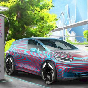 Volkswagen Groep oplaadpunten