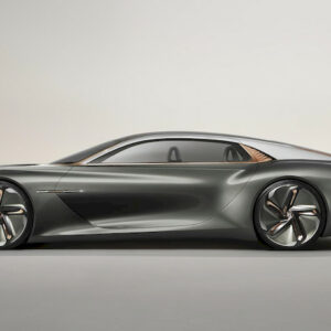 Bentley EXP 100 GT conceptcar