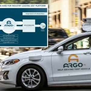Argo AI - VW - Ford samenwerking