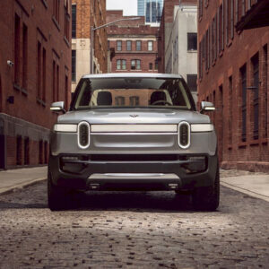 Rivian R1T pick-up elektrisch