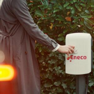 Eneco loadbalancing tweede EV laadpunt thuis