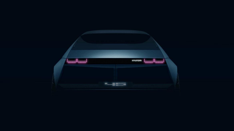 Hyundai 45 conceptmodel IAA 2019