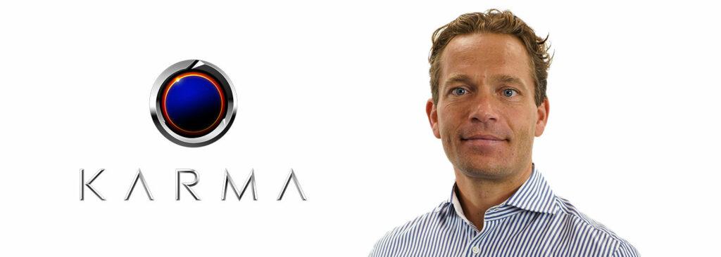 Rogier Kroymans bij Karma