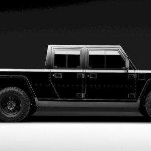 Bollinger B2 e-pickup
