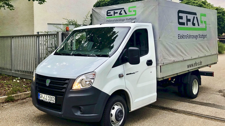 EFA-S E35 elektrische truck