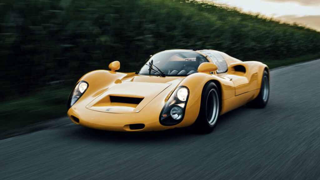 Evex Porsche 910 elektrisch