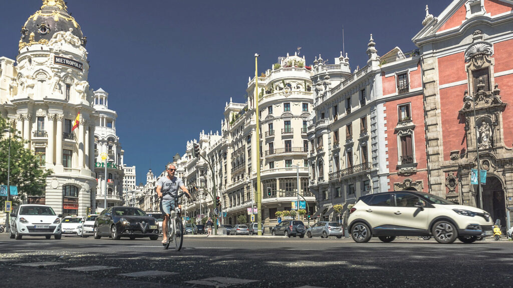 Madrid milieuzone