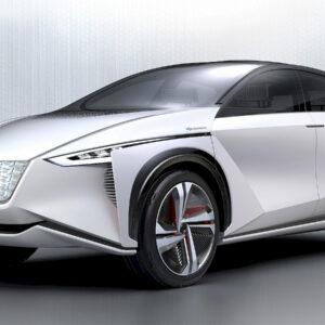 Nissan IMx elektrische crossover