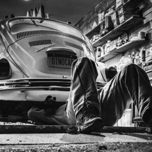 oude auto's elektrificeren