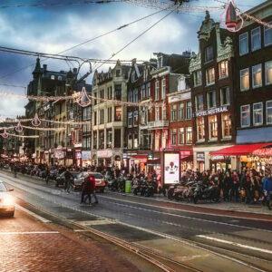 Amsterdam subsidie uitstootvrijetaxi's bedrijfswagens