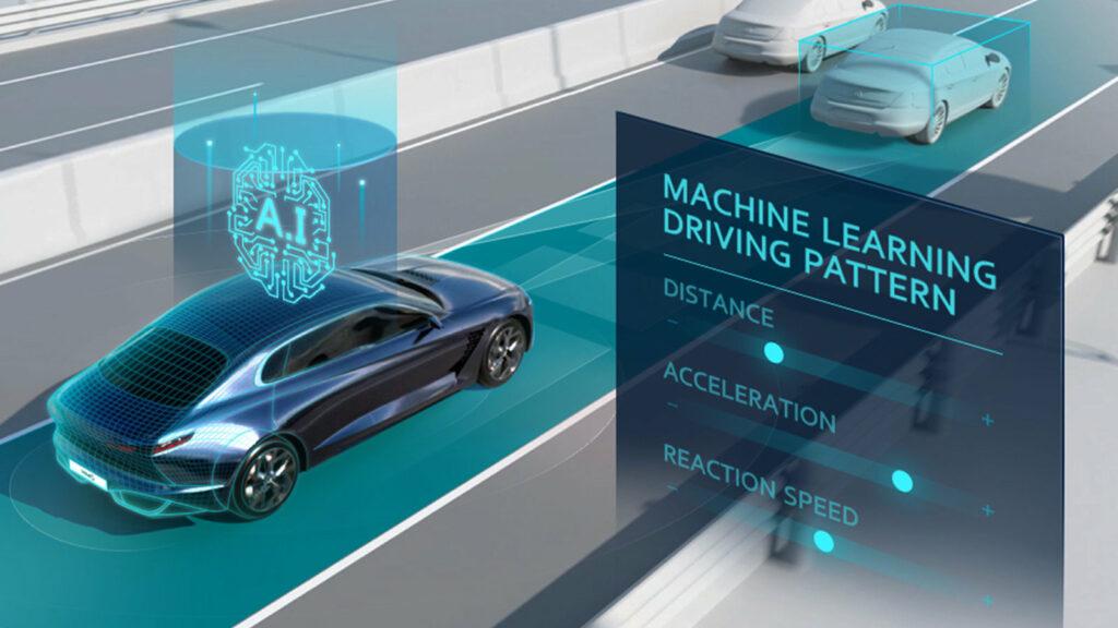 Machine Learning based Smart Cruise Control (SCC-ML)