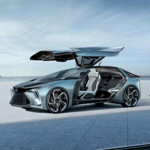 Lexus LX-30 Electrified
