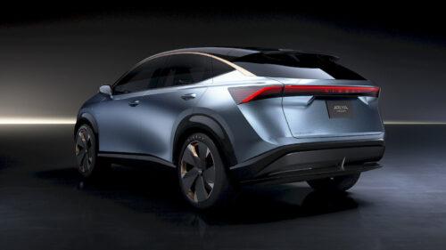 Nissan Arija Concept