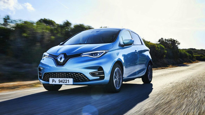 Elektrische Renault