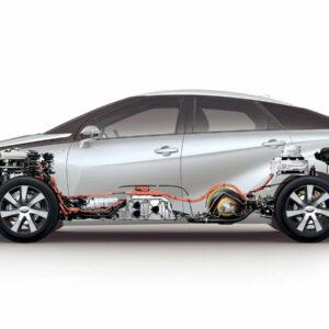 Toyota waterstoftechnologie brandstofcel