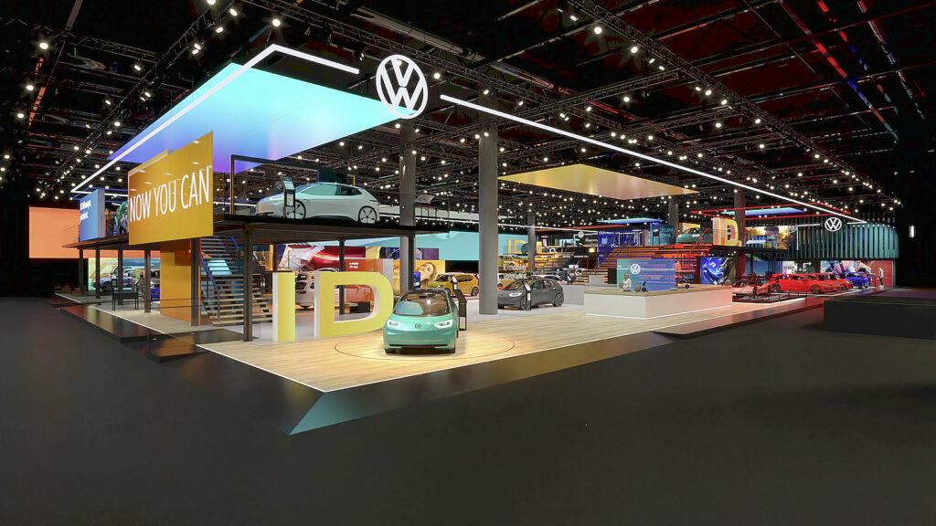 Volkswagen ID elektrische auto's