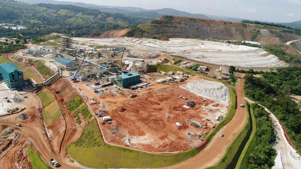 AMG lithiummijn Brazilië lithiumraffinaderij Duitsland