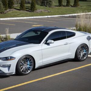 Elektrische Ford Mustang Lithium