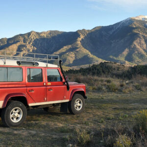 e-Rovers elektrificeren Land Rover Defender Toyota 4x4