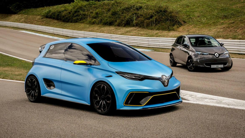 Renault Zoe e-sport RS