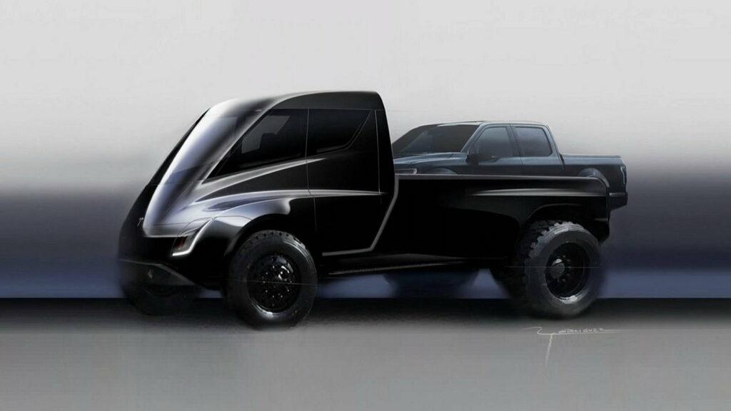 Tesla pick-up onthulling 21 november specificaties
