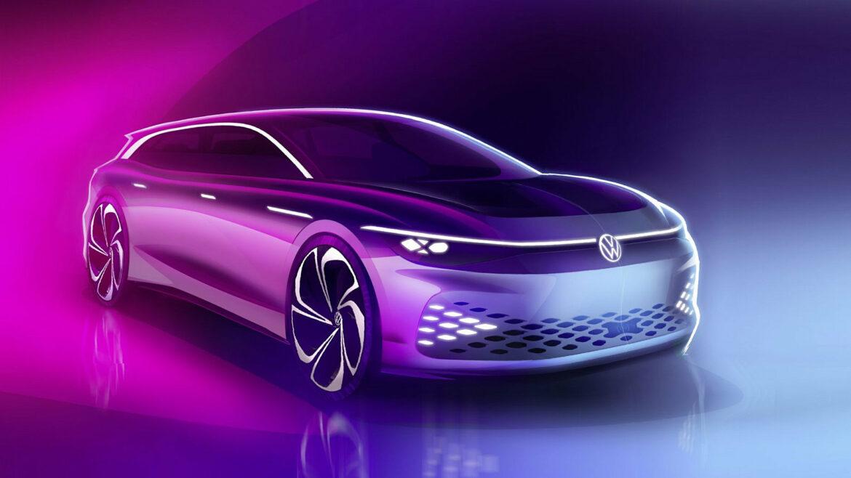 Volkswagen ID. Space Vizzzion
