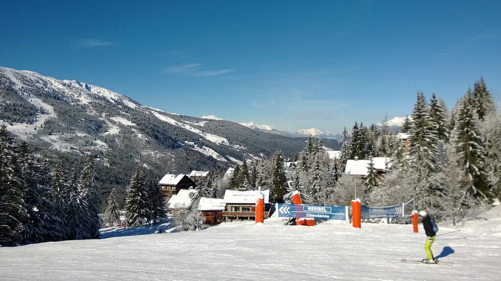 Wintersport Frankrijk elektrische auto