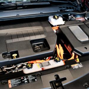 accuproductie EV's CO2-uitstoot verminderd