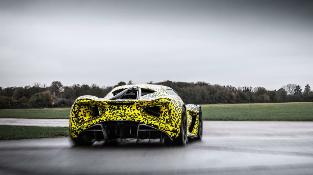Lotus Evija getest
