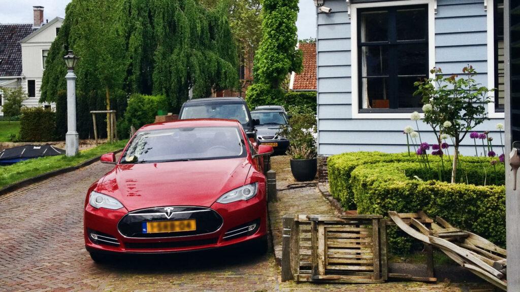 Nederland 50.000 elektrische auto's verkocht