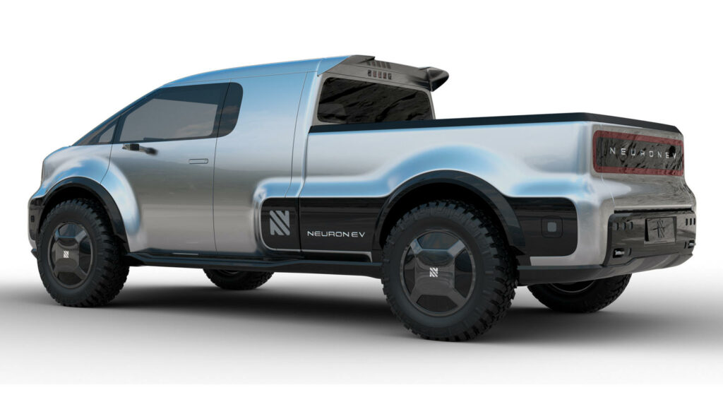 Neuron T.ONE elektrische pick-up