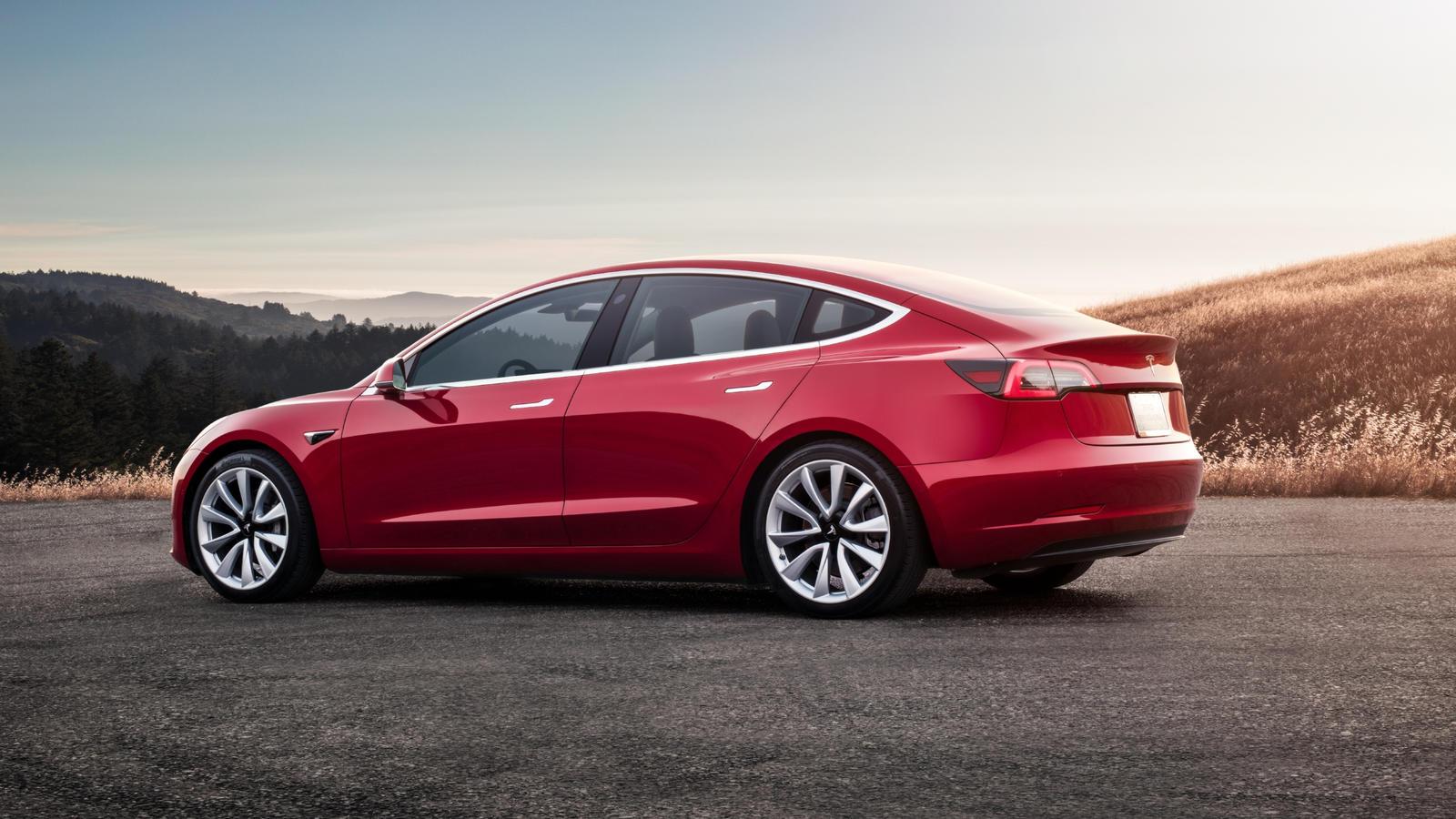 Acceleration Boost Tesla Model 3